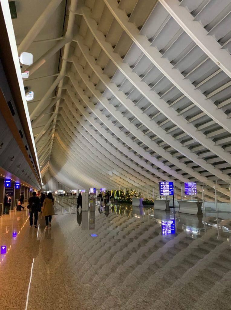 台北・桃園国際空港